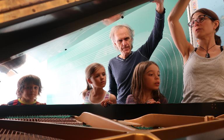 Jeunes musiciens du monde et l'Orchestre symphonique de Québec s'unissent pour les jeunes!