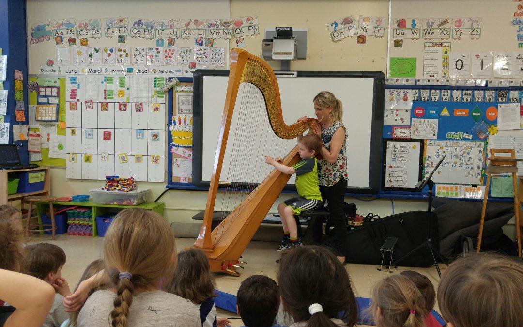 Offrez la musique aux enfants!