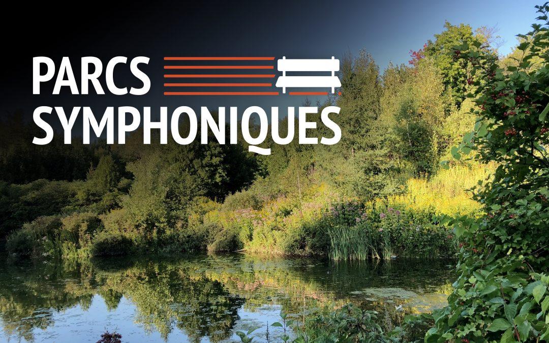 L'application Parcs Symphoniques